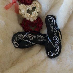 Decorative Italian flip flop